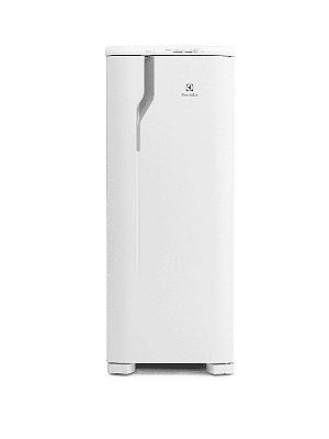 Geladeira Electrolux Cycle Defrost Degelo Prático 240 Litros RE31 Branco -127V