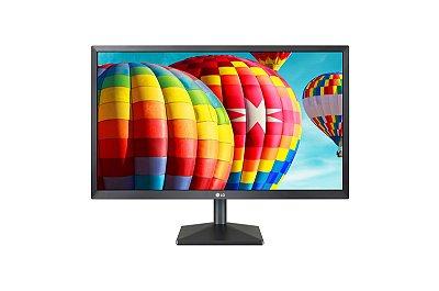 "Monitor Led LG 23,8"" IPS Full HD HDMI 24MK430H"