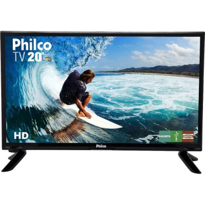 "TV Philco Led Hd 20"" PH20M91D Bivolt"
