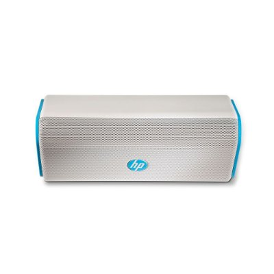 Caixa de Som Bluetooth HP Speaker Mobile Roar - Azul