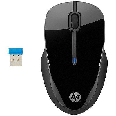 Mouse sem Fio M-W17Bl 250 1600dpi Preto - HP