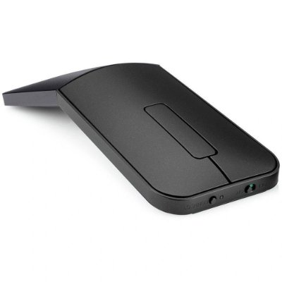 Mouse e Apresentador sem Fio HP 3YF38AA 1600 Dpi - Preto