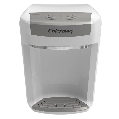Purificador de Água Colormaq CPUHEVABBN com Compressor Branco - 220V