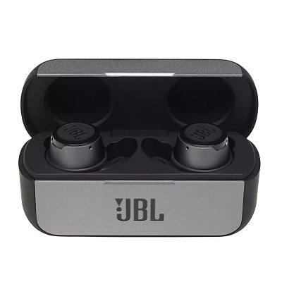 Fone de Ouvido Bluetooth Esportivo JBL Reflect Flow - Preto