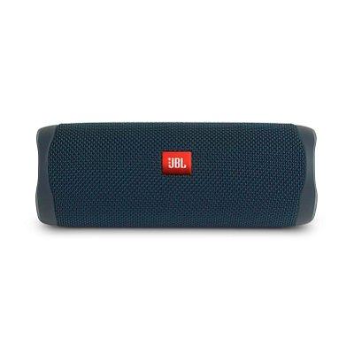 Caixa de Som Bluetooth JBL Flip 5 20W RMS À Prova D'água - Azul