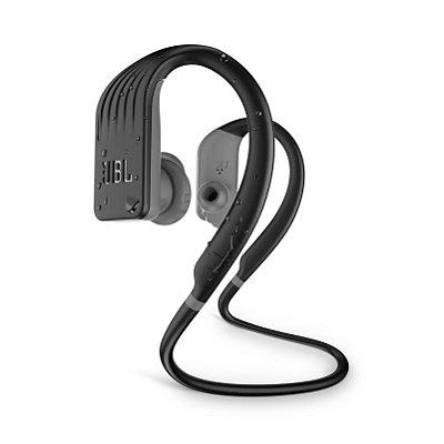 Fone de Ouvido Esportivo JBL Endurance Jump À Prova D'água Bluetooth Preto