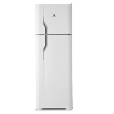 Geladeira Electrolux Cycle Defrost 362 Litros DC44 Branco - 127V