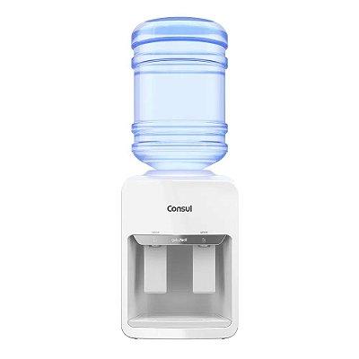 Bebedouro de Água Consul Gela Fácil CJK40AB Branco - Bivolt