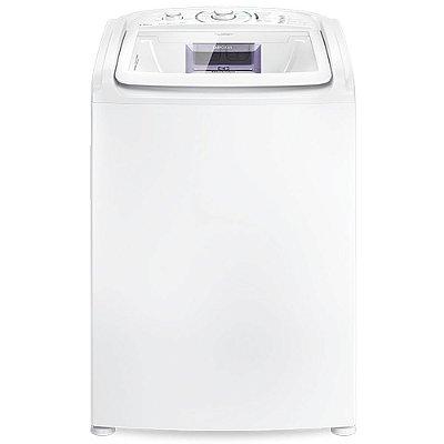 Máquina de Lavar Electrolux 15kg Essencial Care LES15 Branca - 127V