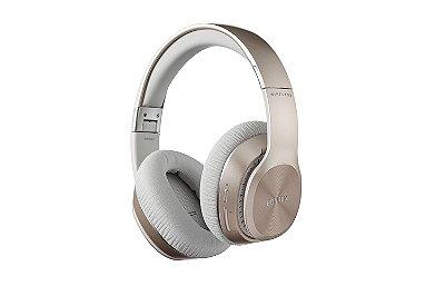Fone de Ouvido Headphone Bluetooth Edifier W820BT Dourado
