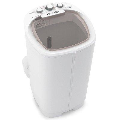Lavadora Tanquinho Mueller Semiautomática Family Aquatec 10kg Branca - 127V