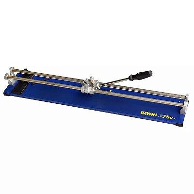 Cortador de Azulejo e Piso Série 300 75cm 375V - Azul - IW14132 - Irwin