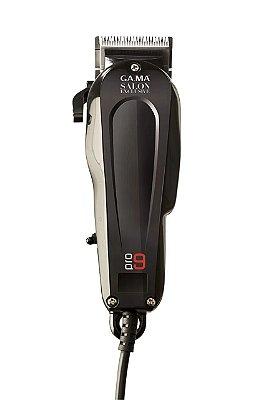 Máquina de Cortar Cabelo Gama Italy Pro 9  - 220V