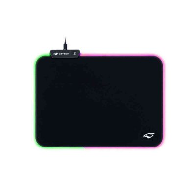Mouse Pad Gamer C3Tech MP-G2100BK Control - Preto