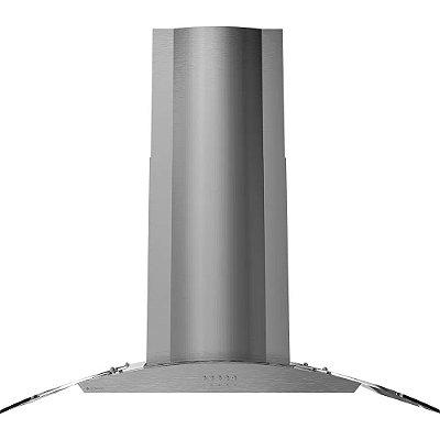 Coifa de Parede Cadence CFA391 Curvature 90cm - Inox