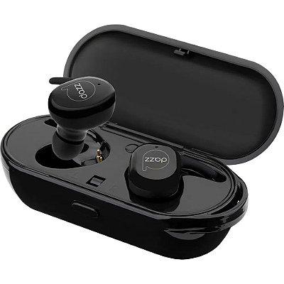 Fone de Ouvido Bluetooth V5.0 Dazz Earbud Prodigy - Preto