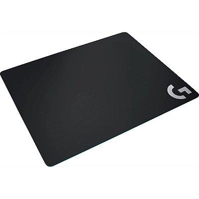 Mousepad Gamer Médio Rígido 28 x 34 CM Preto - G440 943-000098 - Logitech