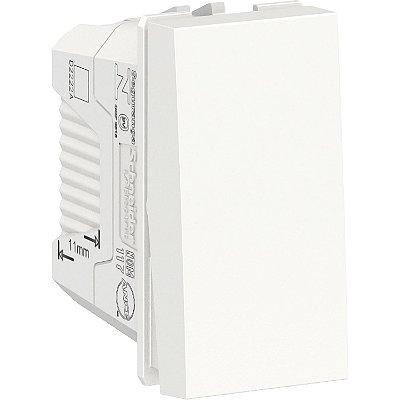 Módulo Interruptor Simples Orion 10AX 250V Branco - S70110104 - Schneider Electric
