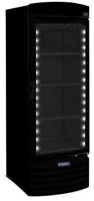 Cervejeira Metalfrio Vertical com Porta de Vidro 572 Litros VN50RL All Black