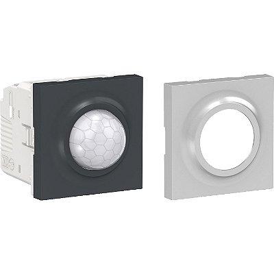 Módulo Sensor de Presença Orion 127/220V Grafite e Alumínio - S70723179 - Schneider Electric