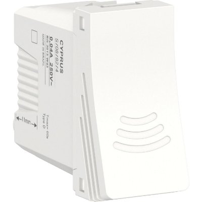 Módulo Campainha Cigarra Orion 127V Branco - S70878304 - Schneider Electric
