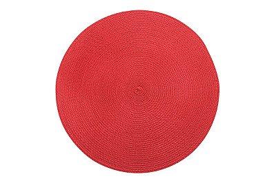 Jogo Americano Haus Concept Placemat Straw 38cm - Vermelho