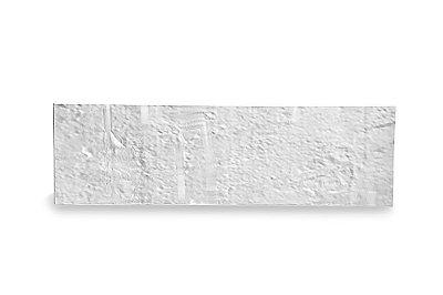 Tábua Retangular Haus Concept Stone 53X16X1cm - Branco