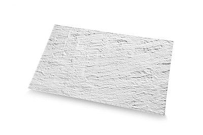 Tábua Retangular Haus Concept Stone 52,5X32,5X1cm - Branco