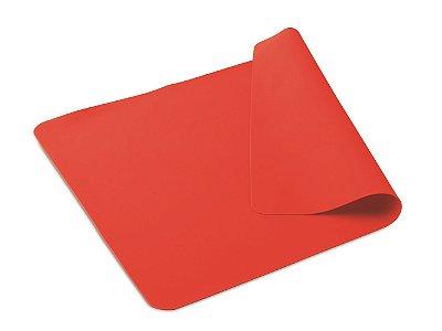 Tapete de Silicone Hercules 30cm x 40cm SLC210-30VM - Vermelho