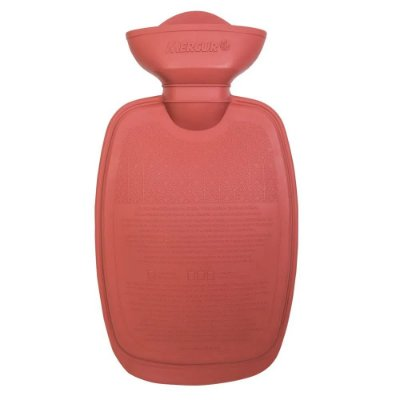 Bolsa para Água Quente Mercur Médio BC0013-BO - Bordô