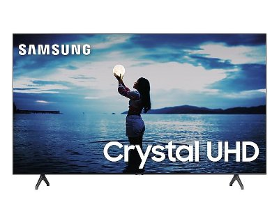 Smart TV Crystal UHD TU7020 4K 2020 55""