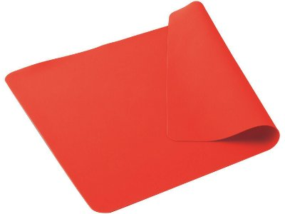 Tapete de Silicone Hercules 40x60 SLC210-60VM - Vermelho