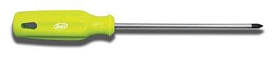 "Chave Phillips Japi Aço Cromo Vanádio 1/8X3"" CP183 - Verde"