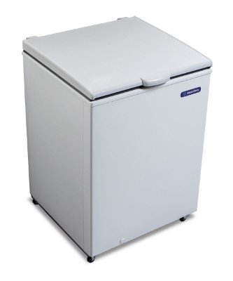 Freezer Horizontal Metalfrio 1 Porta DA170 166 Litros - Branco