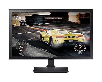 """Monitor Gamer Samsung 27"""" LS27E332HZXMZD FHD 1MS HDMI VGA Série SE332 - Preto"""