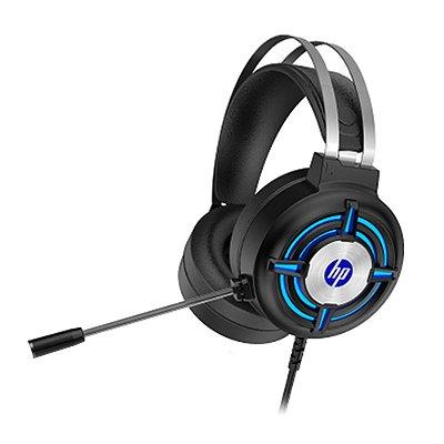 Headset Gamer HP H120 Usb e P2 Stereo 1QW67AA - Preto