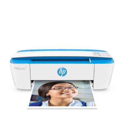 Multifuncional HP Deskjet Ink Advantage 3776 J9V88A Branco e Azul - Bivolt
