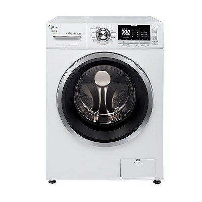 Máquina Lava e Seca Midea 10,2kg Storm Wash Inverter Tambor 4D LSD10B - Branca