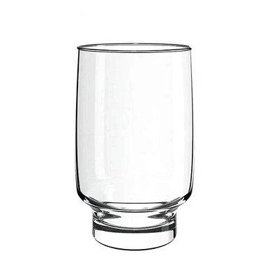 Jogo de Copos SM Firenze Long Drink 360ml 6 Peças - Incolor