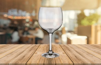 Taça de Vinho e Gin - Royal 8,5cm x 18cm 615ml - Incolor - Santa Marina