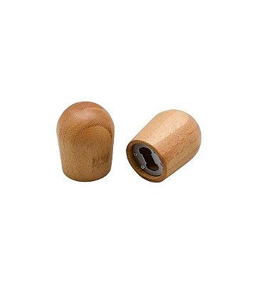 Abridor de Garrafas Oikos de Bambu