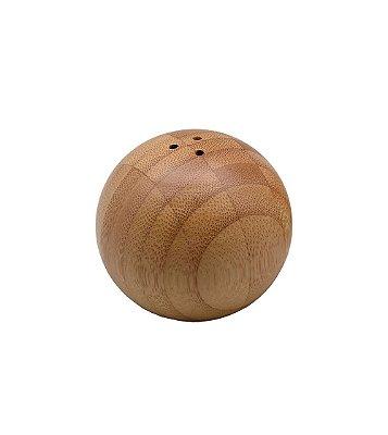 Saleiro Oikos Esférico de Bambu