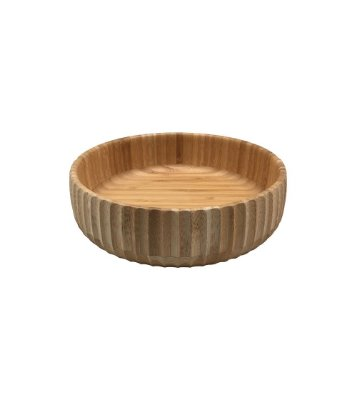 Bowl Canelado Oikos de Bambu Grande