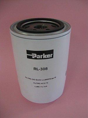 Filtro Lubrificante - RL-398 - Parker