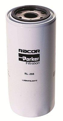 Filtro Lubrificante - RL-208 - Parker - 905411880008