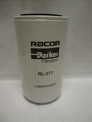 Filtro Lubrificante - RL-377 - Parker - 2R0115403