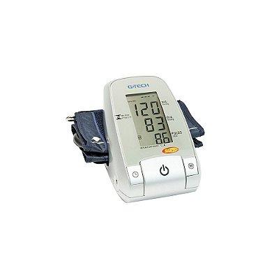 Aparelho de Pressão Digital Automático de Braço G-Tech MA100 - Prata
