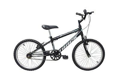 Bicicleta Cometa Juvenil Aro 20 Track Bike - Preta
