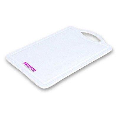 Tábua de Corte e Plástico Sanremo Casar 42,6x26,5cm - Branco
