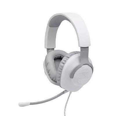 Headset Gamer JBL Quantum 100 - Branco